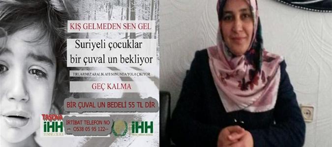 Taşova'da Bayırbucak Türkmenleri için yardım kampanyası..!
