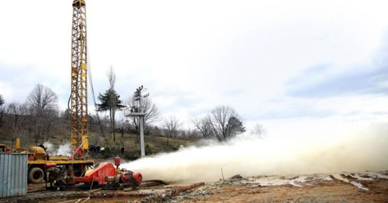 Taşova'da Jeotermal Arama Faaliyetleri