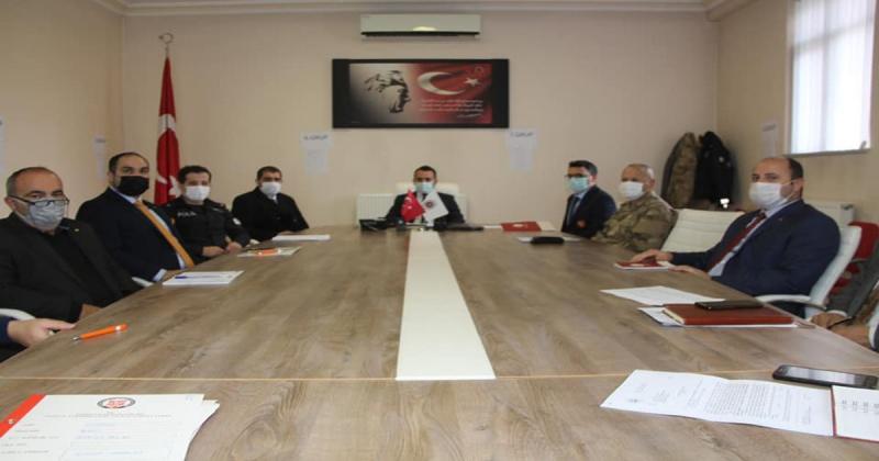 Taşova'da Kadına Yönelik Şiddete Karşı Toplantı Düzenlendi