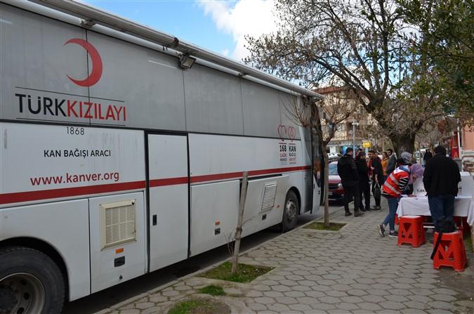 Taşova'da Kan Bağışı