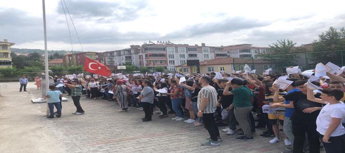 Taşova'da Karne Heyecanı