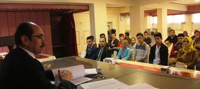 Taşova'da Öğrenci Meclisi Seçimi Yapıldı