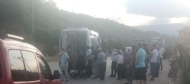 Taşova'da Ölümlü Kaza