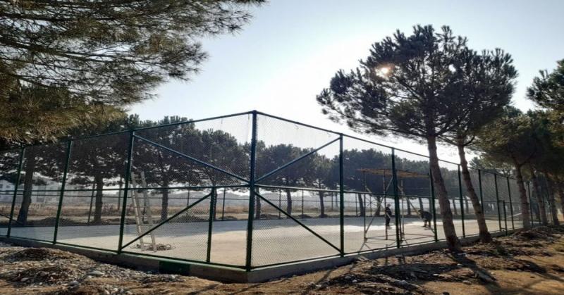 Taşova'da Tenis Kortu Açılıyor