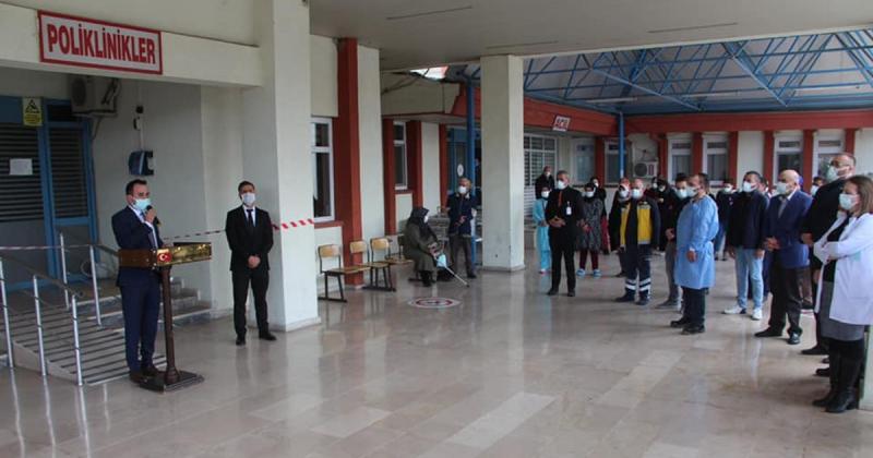 Taşova'da Tıp Bayramı Kutlandı