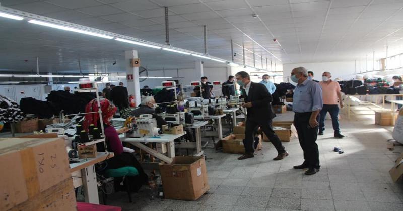 Taşova'da Toplu İşçi Çalıştıran İşyerleri Denetlendi