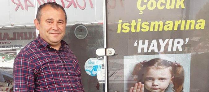 Taşova'lı Esnaftan Çocuk İstismarına Tepki