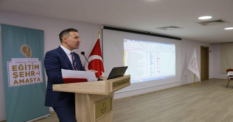 Telafi Eğitim Planlama Toplantısı Gerçekleştirildi