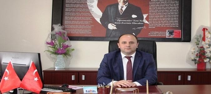 Tümer; 'Taşova'da LGS 410 Öğrencinin Katılımı İle Sorunsuz Olarak Gerçekleştirildi'