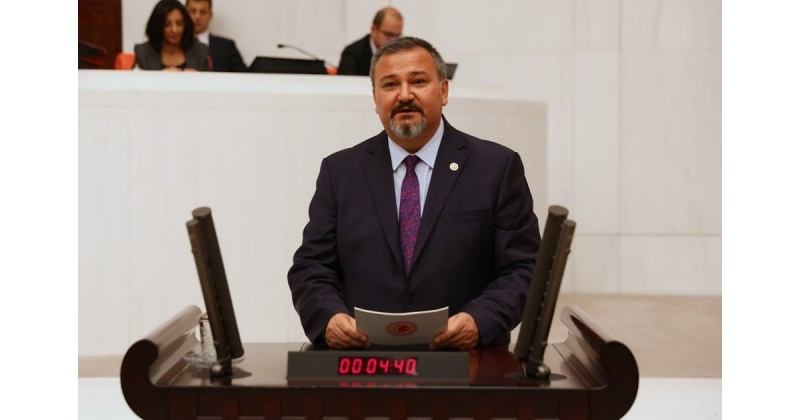 TUNCER, Yaylaları Meclis'e Taşıdı
