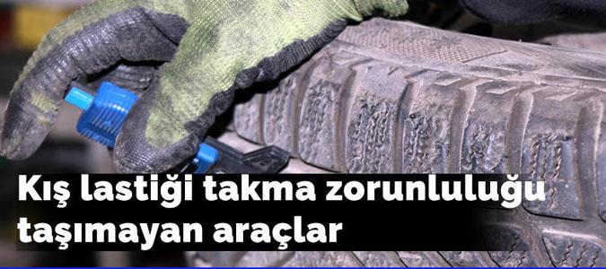 """Türkiye Şoförler Federasyonu'ndan """"kış lastiği"""" açıklaması"""