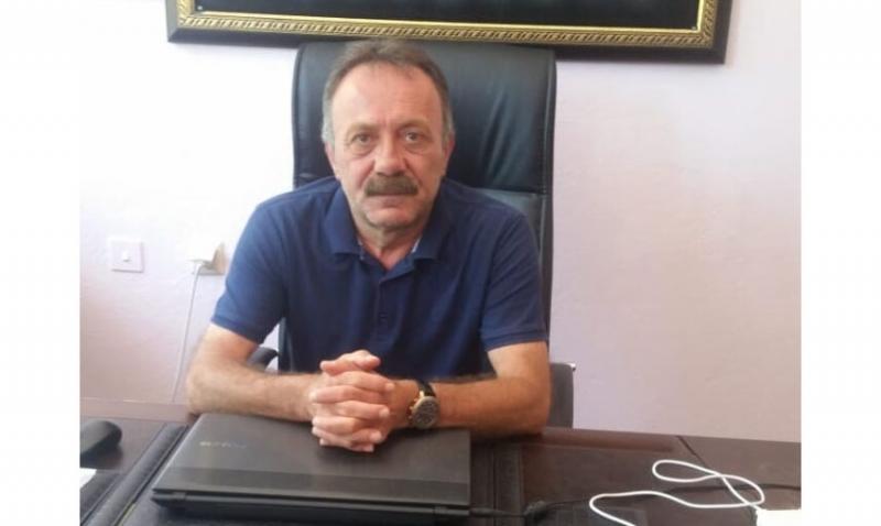 Uluköy Ş.K.M.D İlk ve Ortaokulu Müdürülüğüne Mustafa Aydın Atandı