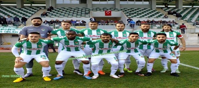 Y.Amasya spor 1-1Ayancık Belediye spor