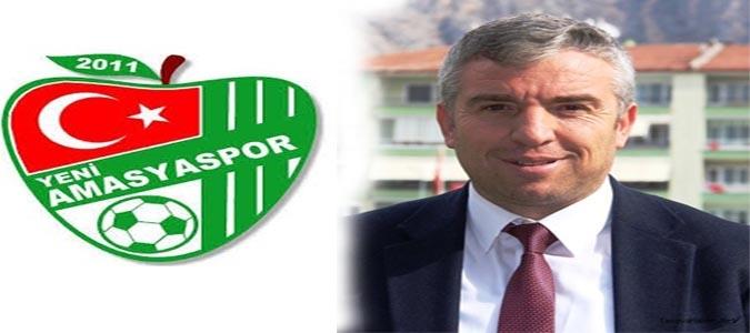 Y.Amasyaspor 2.Başkanı Ağış