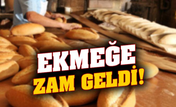 Yarından İtibaren Ekmek 1.50 tl Olacak