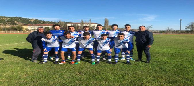 Yeni Taşova Spor(U19) Evinde Galip Geldi
