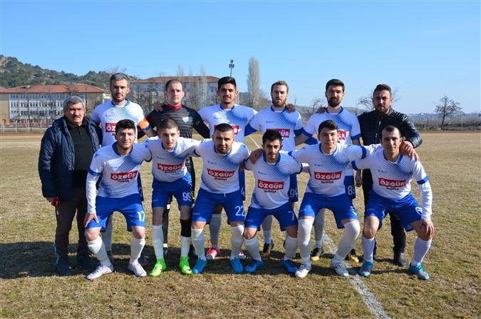 Yeni Taşovaspor 1 - 0  Amasya Belediyespor