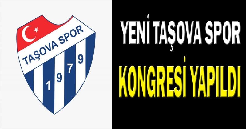 Yeni Taşovaspor,Olağan Genel Kurulunu Gerçekleştirdi