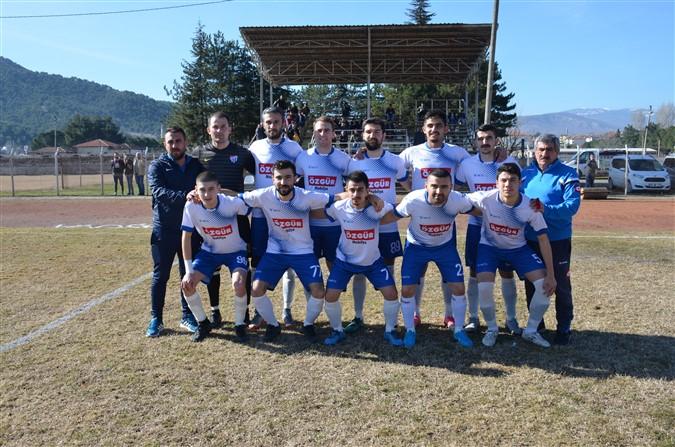 Yeni Taşovaspor'un Rakibi Suluova Sebatspor