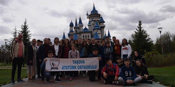 Atatürk Ortaokulundan Eskişehir- Bursa gezisi