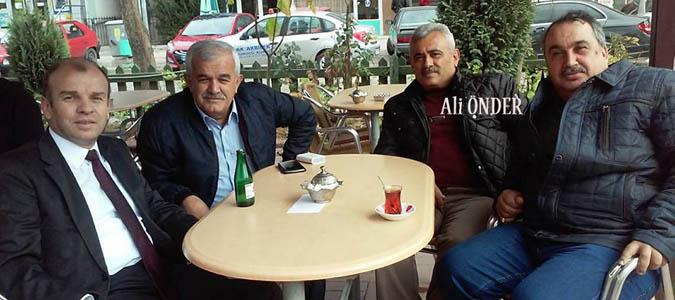 Ballıca Köyünden Ali Önder vefat etti
