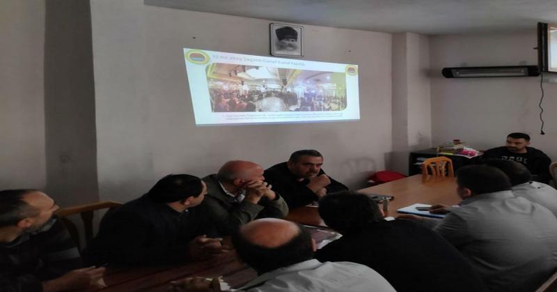 Boraboy Eğitim Kültür ve Dayanışma Derneği'nden Toplantıya Davet