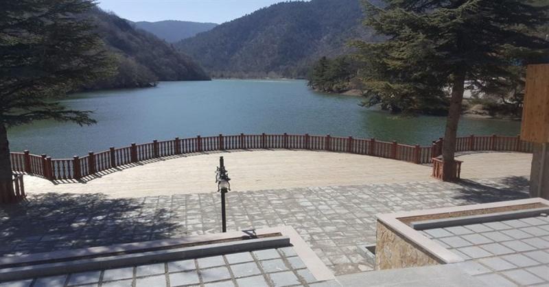 Boraboy Gölü Yeni Yüzü ile Ziyaretçilerini Bekliyor