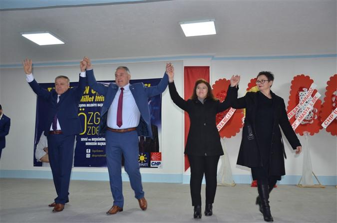 CHP VE İYİ Parti El Ele Birlikte Zafere!