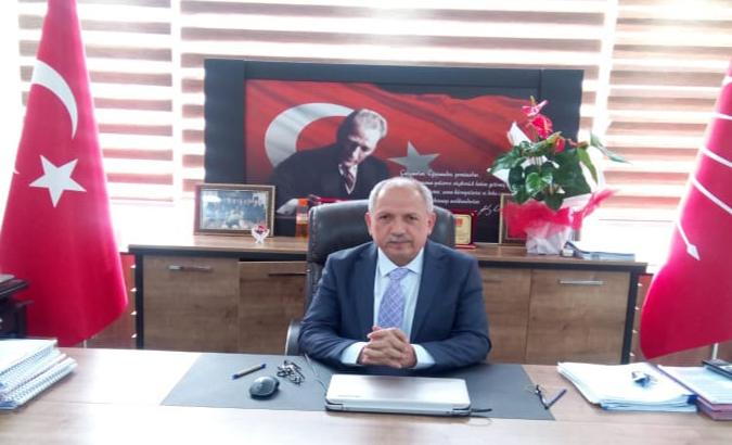 Cumhuriyet Halk Partisi Taşova İlçe Başkanı Fahri KOÇHİSAR'dan Berat Kandili Mesajı
