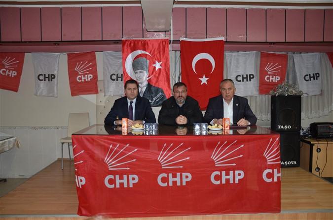 CHP'de Danışma Kurulu Toplantısı Yapıldı