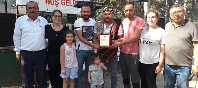 DERELİ KÖYÜ İSTANBUL PİKNİĞİNDE BULUŞTU