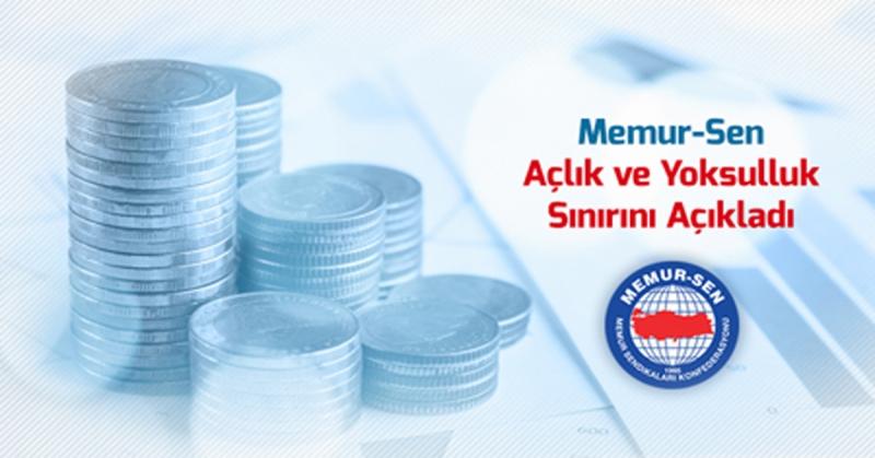 Eliaçık; 'Açlık Sınırı 2 Bin 455 Lira Oldu'