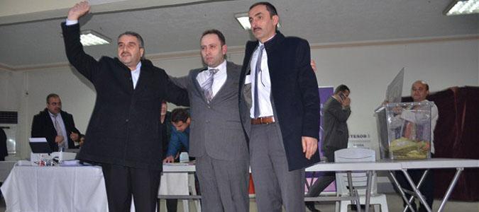 ESNAF SANATKARLAR ODASI KONGRESİ YAPILDI