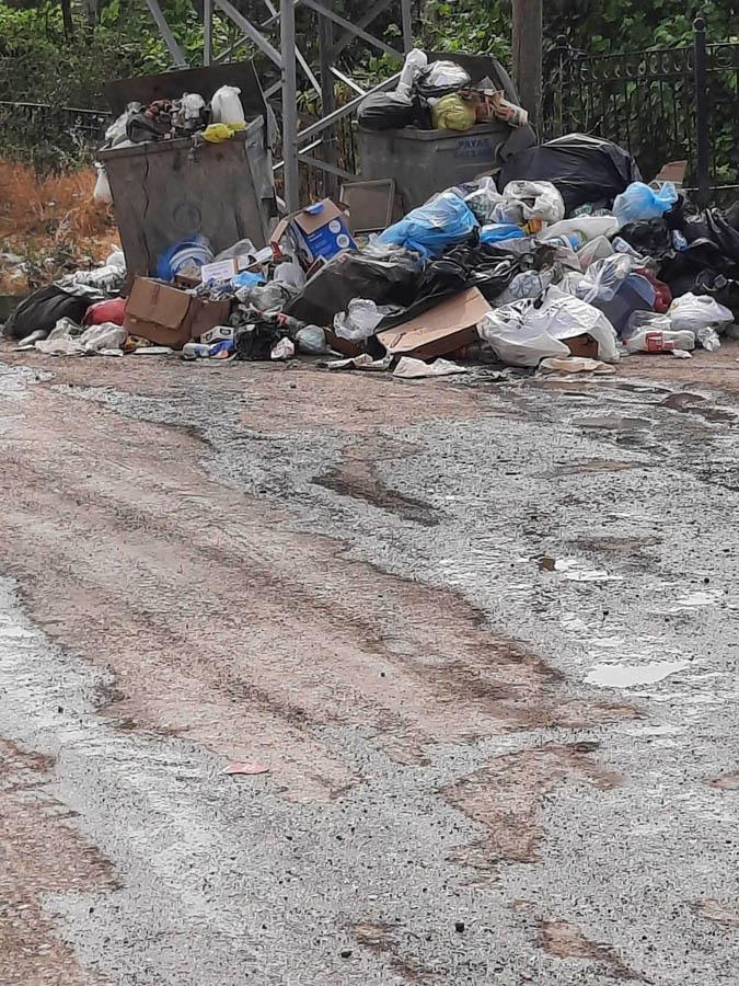 Köylerimizde ki çöplerin Son Hali