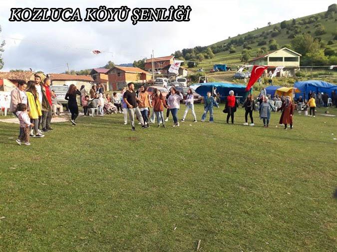Kozluca Köyünün 10uncu Yayla Şenliği
