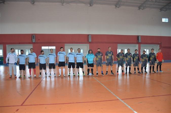 Kurumlar Arası Futbol Turnuvasında 4.Gün Maçları Oynandı