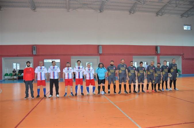 Kurumlar Arası Futbol Turnuvasında 2.Gün Maçları Oynandı
