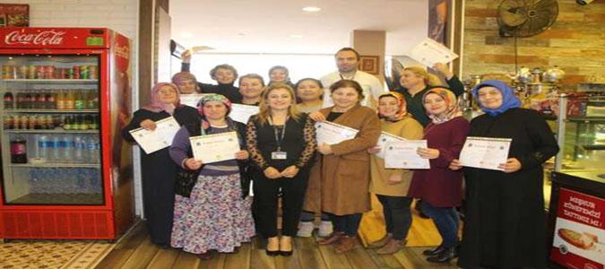 Mikrokredi Belge Dağıtım Töreni Düzenlendi