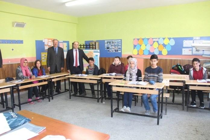 Milli Eğitim Müdürü Okul Ziyaretleri
