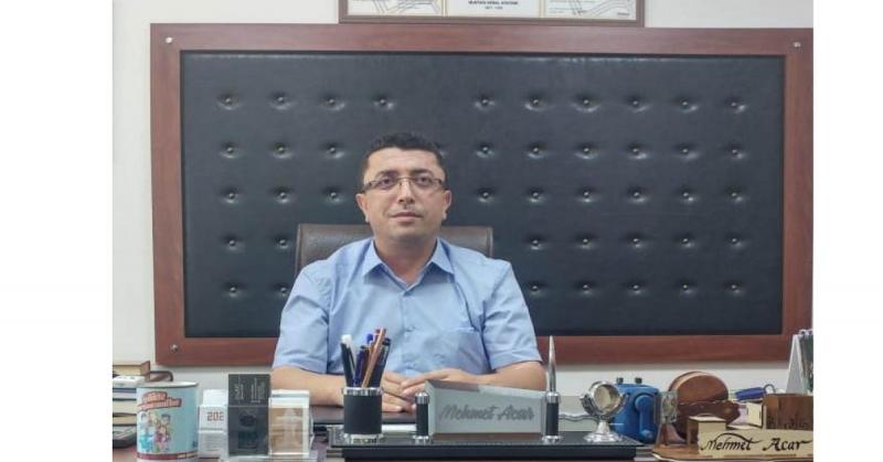 Milli Eğitim Şube Müdürü Acar Görevine Başladı