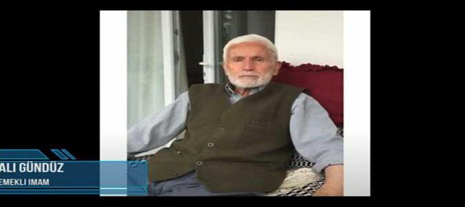 'Ne Mazi Ne Ati' Projesinin 7. Konuğu Emekli İmam Ali Gündüz Oldu