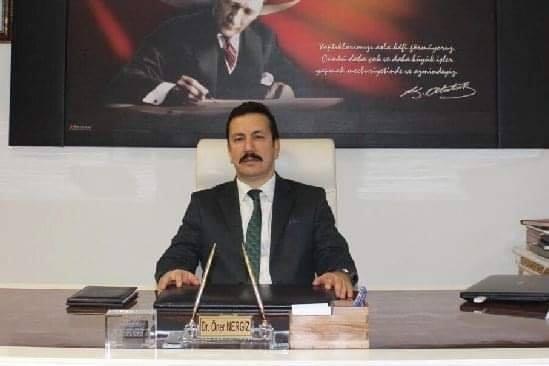 Nergiz; 'Salgına Karşı Koruyucu Silah Maske'