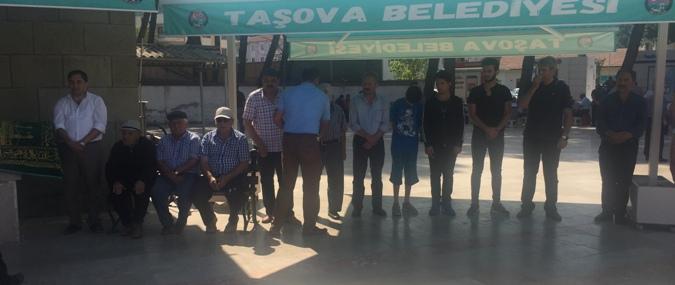 Polis Memuru Ali Darıcı Son Yolculuğuna Uğurlandı
