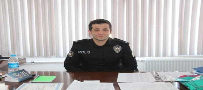Taşova Polis Merkez Amirliğine Komiser Yardımcısı Salih Aydın Atandı