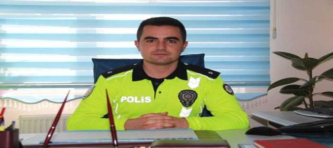 Taşova Trafik Denetleme Amirliğine Komiser Yardımcısı Mustafa Erdemir Atandı