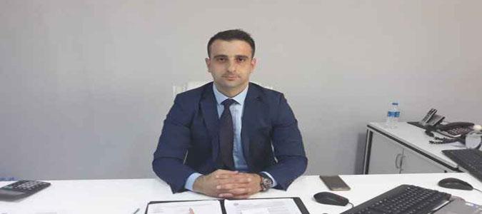 Taşova Vergi Dairesi Müdür Yardımcılığına Yavuz Kılıç Atandı