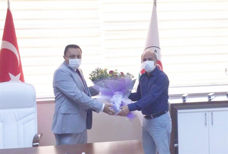 Taşova Yüksel Akın Meslek Yüksekokulu Müdürlüğüne Doç. Dr. Murat Kurt Atandı