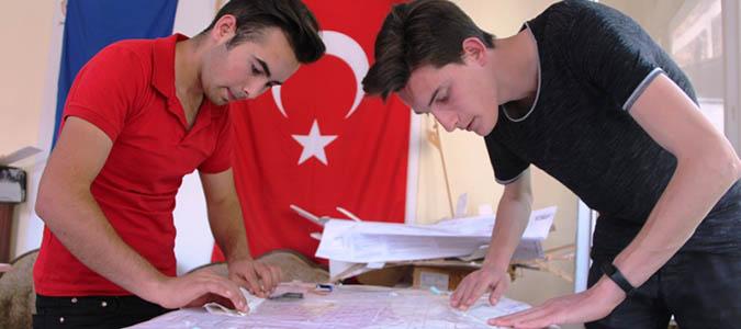 Taşova'da Model Uçak Kursu Düzenlendi