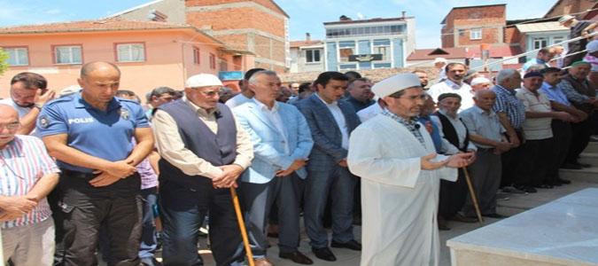 Taşova'da Mursi için Gıyabı Cenaze Namazı