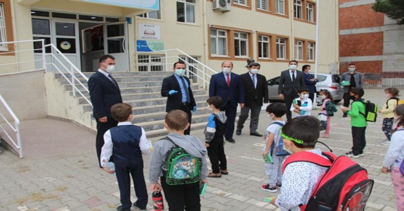 Taşova'da Yeni Eğitim Öğretim Yılı Başladı